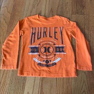 Hurley long sleeve tee
